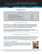 STTR January 2016 newsletter